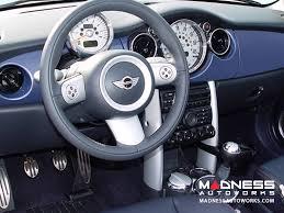 Mini Cooper Interior Mini Cooper Chrome Interior Trim Retrofit Kit R50 R52 R53