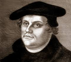 thesis of martin luther the record catholics lutherans look to commemoration of an image of martin luther is pictured in a church in helsingor denmark the