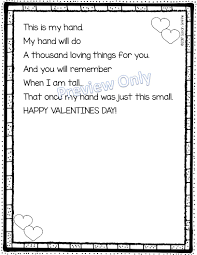 daughters and kindergarten 5 s day poems for