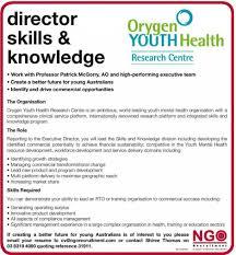 Resume For Ngo Job Ngo Recruitment Director Of Fundraising And Development Ngo