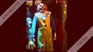 spirit halloween 2017 twitching clown prop youtube
