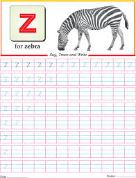 small letter z practice worksheet download free small letter z