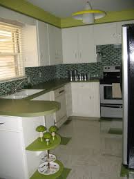 Retro Flooring by Vintage Kitchen Backsplash Zamp Co