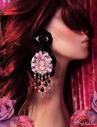 Huge Chandelier Earrings 111 Best Kerala Shawna Alexander Images On Pinterest