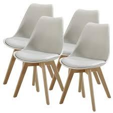 chaise colier chaises chaise colier biface lot de 2 chne la redoute interieurs en
