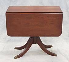 Duncan Phyfe Sofa by Duncan Phyfe Drop Leaf Table Ebay