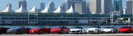 Car Rentals At Miami Cruise Port Super Cars Of Miami Exotic And Luxury Car Rentals