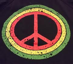 bob marley catch a fire rasta peace sign hoodie
