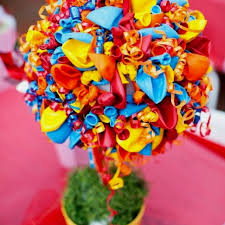 How To Make Ribbon Topiary Centerpieces by 16 Best Creative Ideas With Curling Ribbon Images On Pinterest