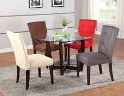 Microfiber Dining Room Chairs Microfiber Dining Room Chairs Best Spray Paint For Wood