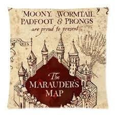 amazon com andersonfgytyh harry potter the marauder u0027s map