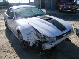 crashed for sale hundreds of wrecked mustangs for sale svtperformance com