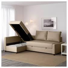Corner Sofa Bed Friheten Corner Sofa Bed With Storage Skiftebo Beige Ikea