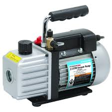 harbor freight water pump amazon com 2 5 cfm 1 6 hp one stage vacuum pump air conditioning