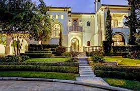 spanish colonial homes 4 625 million spanish colonial mansion in houston tx homes of
