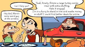 the last thanksgiving cartoon dan sills animation