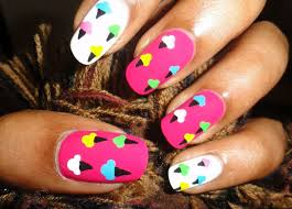 super easy u0026 cute ice cream nail art hd youtube