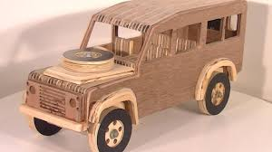 land rover wooden 173 making a land rover defender 110 toy cnc router part 1 youtube