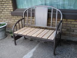 Benches On Division Best 25 Metal Garden Benches Ideas On Pinterest Garden Benches