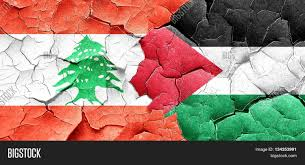 Palistinian Flag Lebanon Flag Palestine Flag On Image U0026 Photo Bigstock