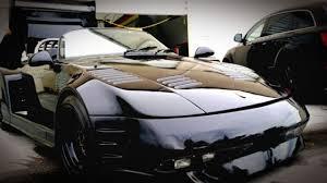 1987 porsche 911 slant nose 1987 porsche 911 930 turbo slantnose convertible 2 door