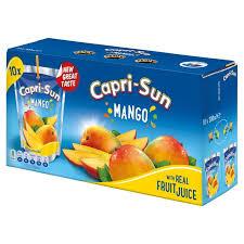 Mango Juice morrisons sun mango juice drink 10 x 200ml product information