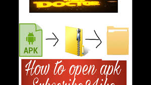 how do i open an apk file how to open any apk file to modify it