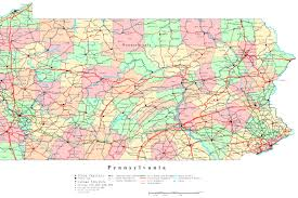 Road Map United States by Usa Road Map Map Usa Road Map Images Road Maps Of Pennsylvania