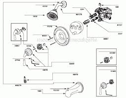 Kitchen Faucet Assembly by Moen Kitchen Faucet Parts Repair Parts And Finish Trim Kits For