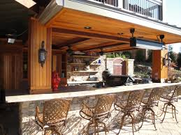 back yard kitchen ideas amazing outdoor kitchens style estate outdoor grill