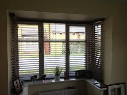 blinds for bay windows window treatments design ideas