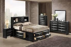 Bedroom Set Design Furniture Global Furniture Usa Linda Platform Customizable Bedroom Set