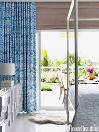 Hunter Green Window Curtains by A Colorful And Modern Miami Apartment Hunter Douglas
