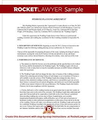 event planner contract 9 event planning proposal sample 9 event
