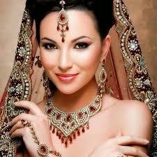 indian traditional ornaments or indian bridal jewellery fashion