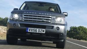 land rover range rover 2009 road test land rover range rover sport 3 6 tdv8 hse 5dr auto
