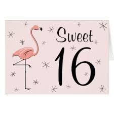happy sweet 16 birthday greeting cards zazzle