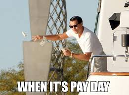 Me On Payday Meme - clément lecomte on twitter payday memes money rich dicaprio