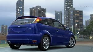 2002 Focus Wagon Forza Horizon 3 Cars
