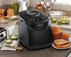 How To Use The Bread Machine Hamilton Beach Homebaker Breadmaker Black Amazon Ca Home U0026 Kitchen