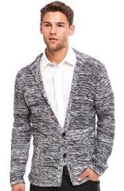blazer sweater armani exchange marled sweater blazer who wear use