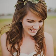 casual long hair wedding hairstyles 20 best gorgeous wedding hair images on pinterest bridal