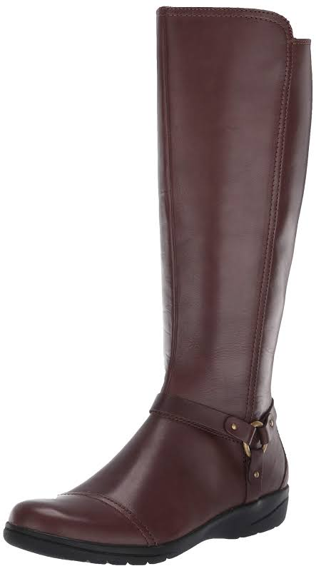 Clarks Cheyn Lindie Knee High Boot, Adult,