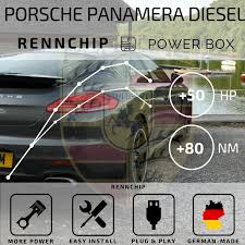 Porsche Panamera Diesel - porsche panamera diesel power box u2013 rennchip