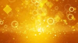 Warm Orange Color Warm Orange Gold Color Motion Background With Animated Squares And