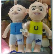 film kartun untuk anak bayi boneka mainan anak tokoh film kartun ipin dan upin 1set uk m 35cm
