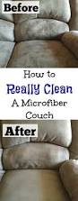 How To Clean Suede Sofas Cleaning Tip Tuesday Cleaning A Microfiber Couch Lemons