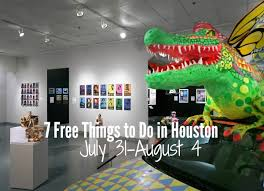 7 free things to do in houston this week