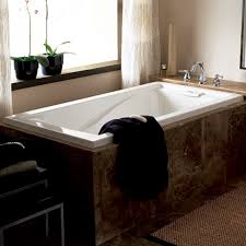 Drop In Tub Home Depot by Evolution 60x36 Inch Deep Soak Bathtub American Standard
