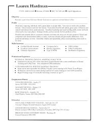 Sample Dentist Resume by Lauren U0027s Dental Resume 2010